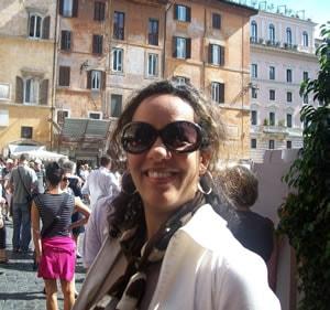 Tercia Oliveira autora do blog