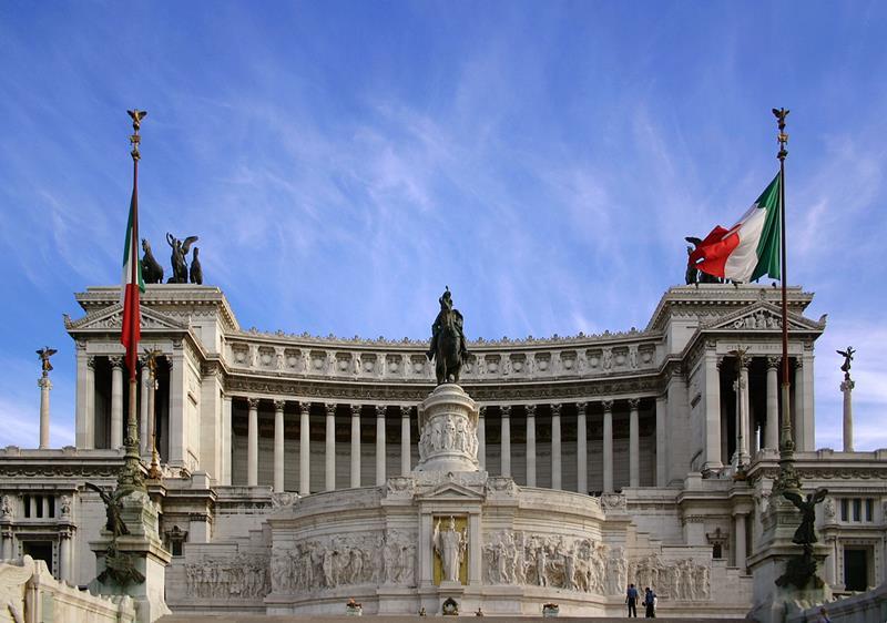 Roma pontos de interesse