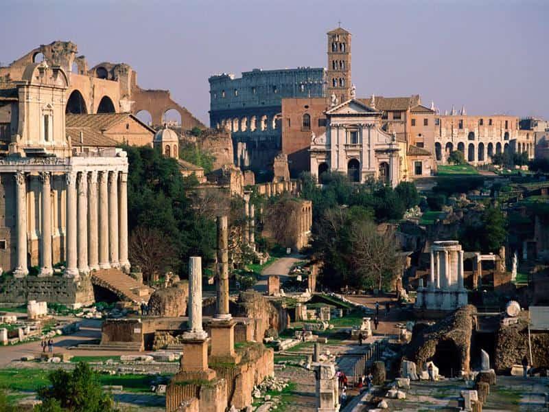 Viagem Roma