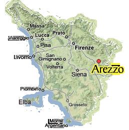 Roteiro Toscana Italia
