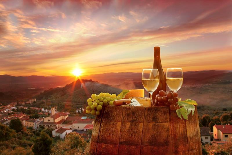 Viagem a Toscana