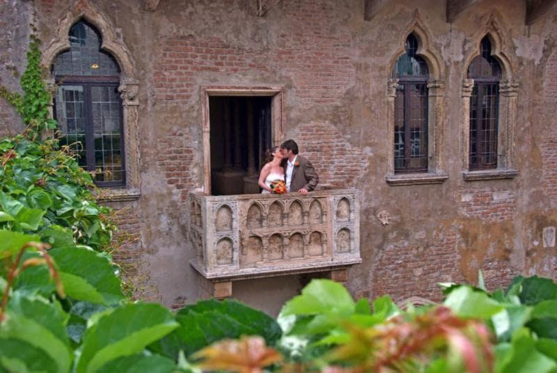 Verona Itália Pontos de Interesse