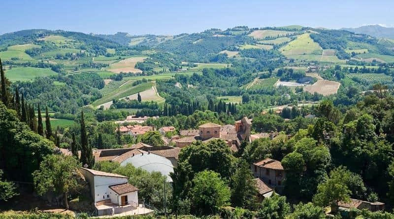 Passeios na Italia