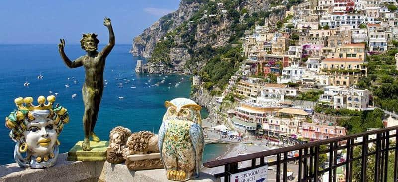Holidays to Positano