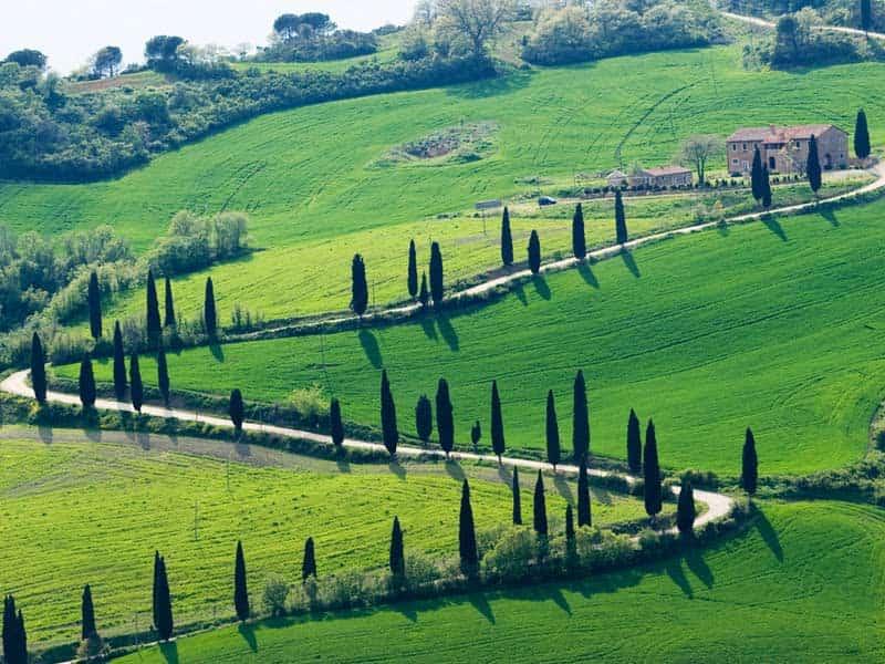 Roteiro para Italia