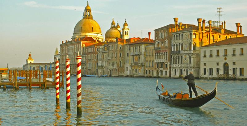 Passeios em Veneza