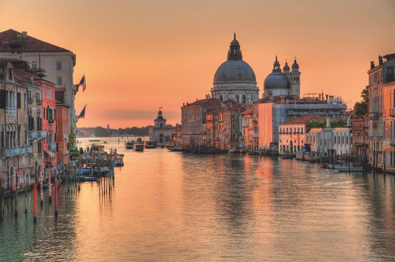 Viagem para Veneza