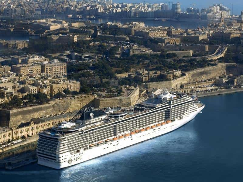 Excursões Cruzeiros Mediterraneo