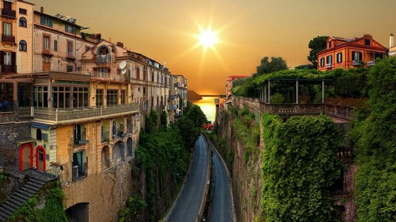 Amalfi Coast Tour