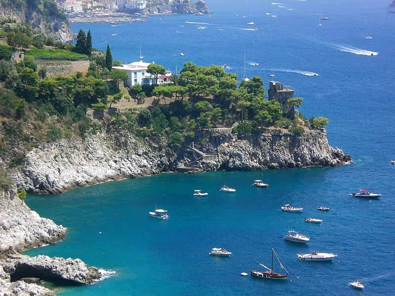 Costa Amalfitana Dicas