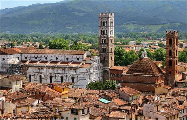 Roteiro Toscana