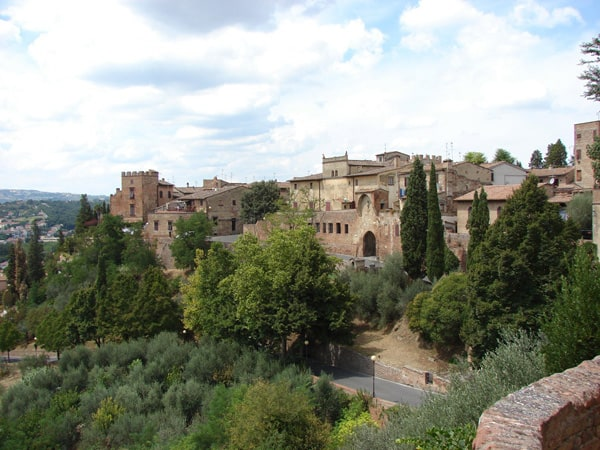 Viagem para a Toscana