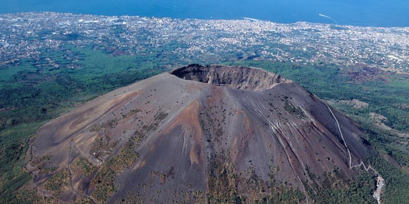 Vesuvio, Italia