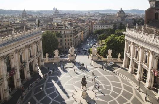 Reveillon em Roma