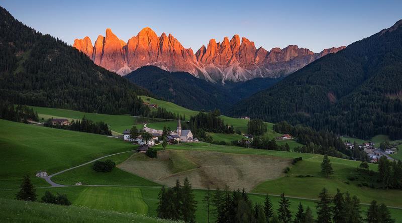 Viajar para a Italia