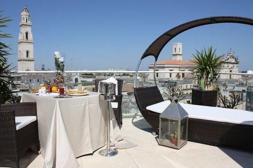 Hoteis em Lecce