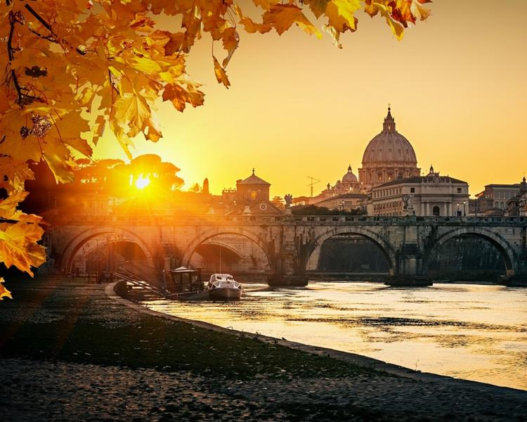 Car Service from fco to Rome