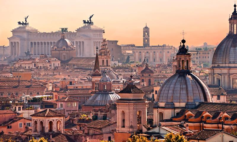 Transfers to Rome from Fiumicino