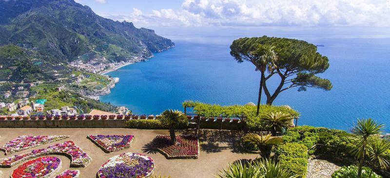Roteiro Italia Costa Amalfitana