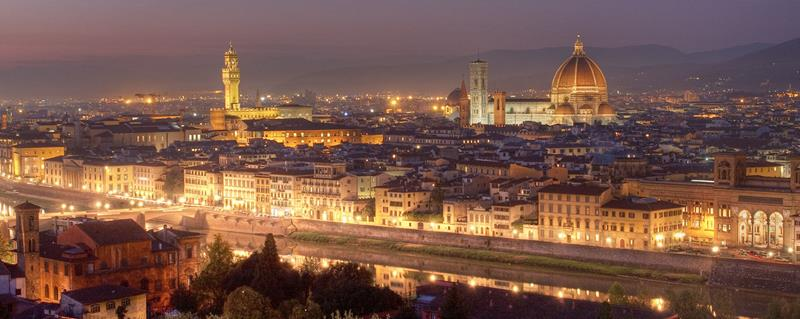 Como ir de Roma para Florença