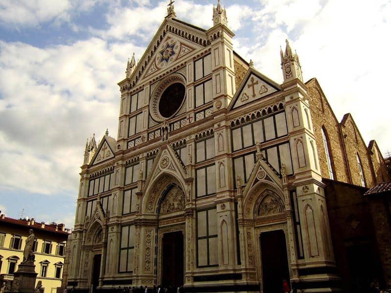 Como ir de Roma até Florença