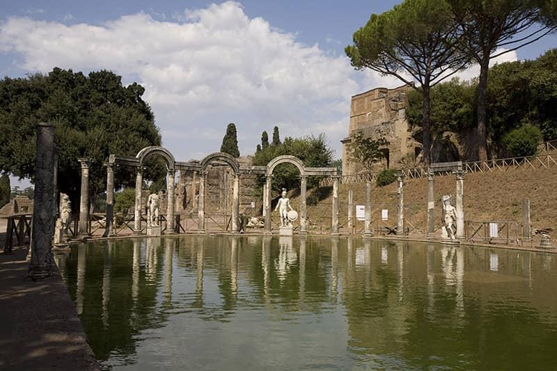 From Rome to Tivoli