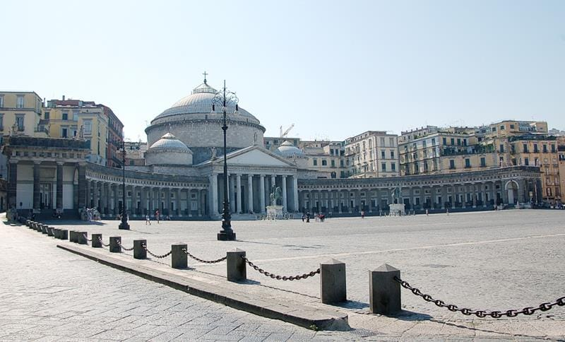 Day trip from Rome to Naples