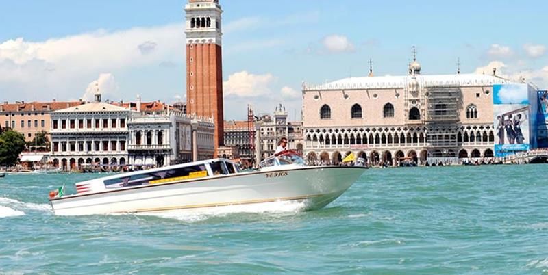 Como ir de Roma para Veneza