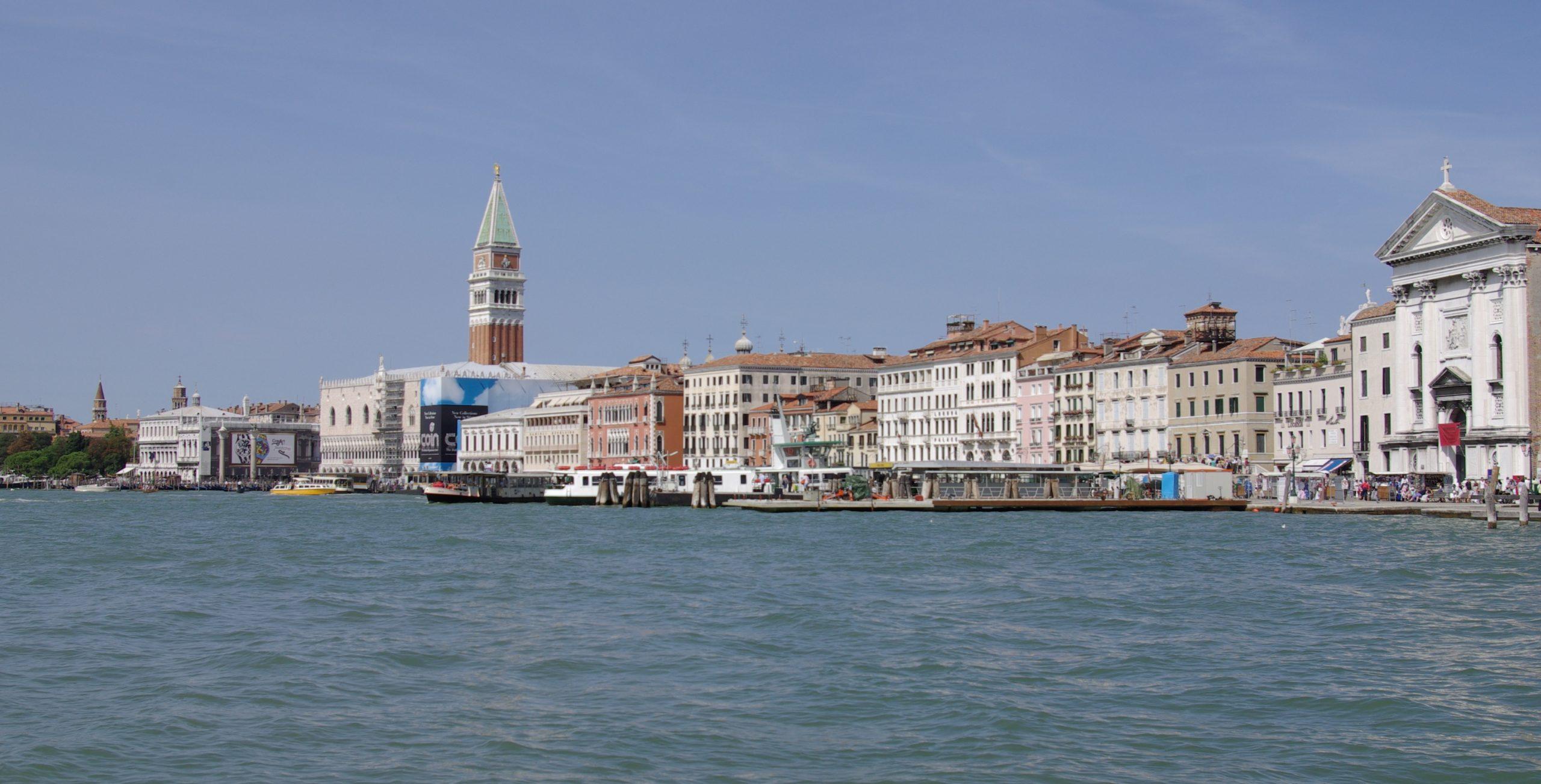desde Roma a Venecia
